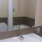 Apartman Bansko Izdavanje kupatilo umivaonik