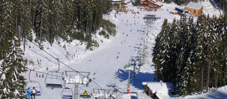 Bansko skijanje - skijaliste
