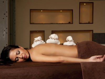 Hotel spa - masaza