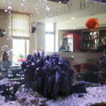 Vihren hotel akvarijum u lobi baru