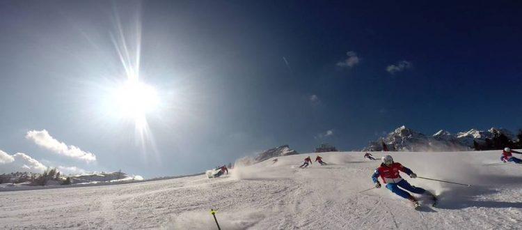 Skijanje pravila ponašanja