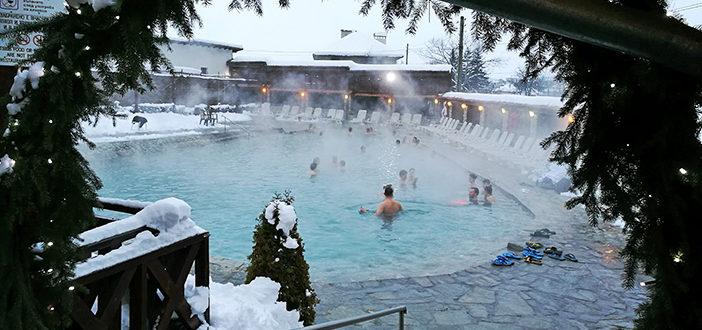 Banja topli bazeni Banko